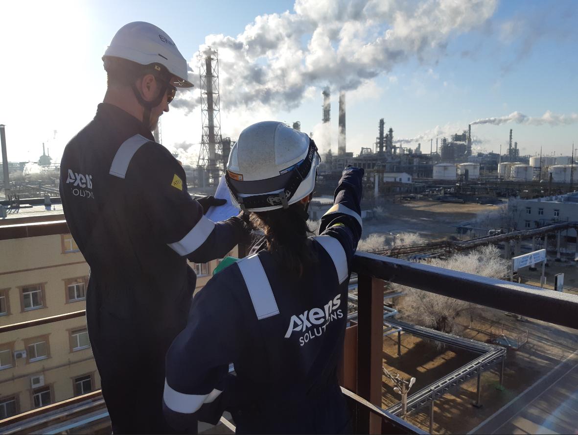 What makes Axens Energy Audit Unique?