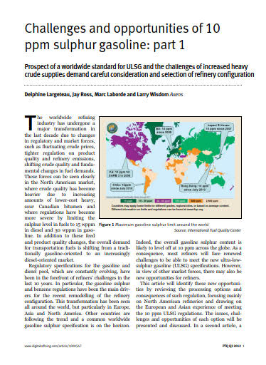 Thumb_Technical Article - Challenges and opportunities of 10 ppm sulphur gasoline_ part 1_1
